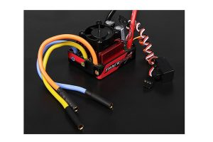 TrackStar Waterproof 1/8 Brushless Power System 2100KV/120A