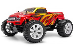 1/10 Monster Truck EP 4WD 2.4G WP