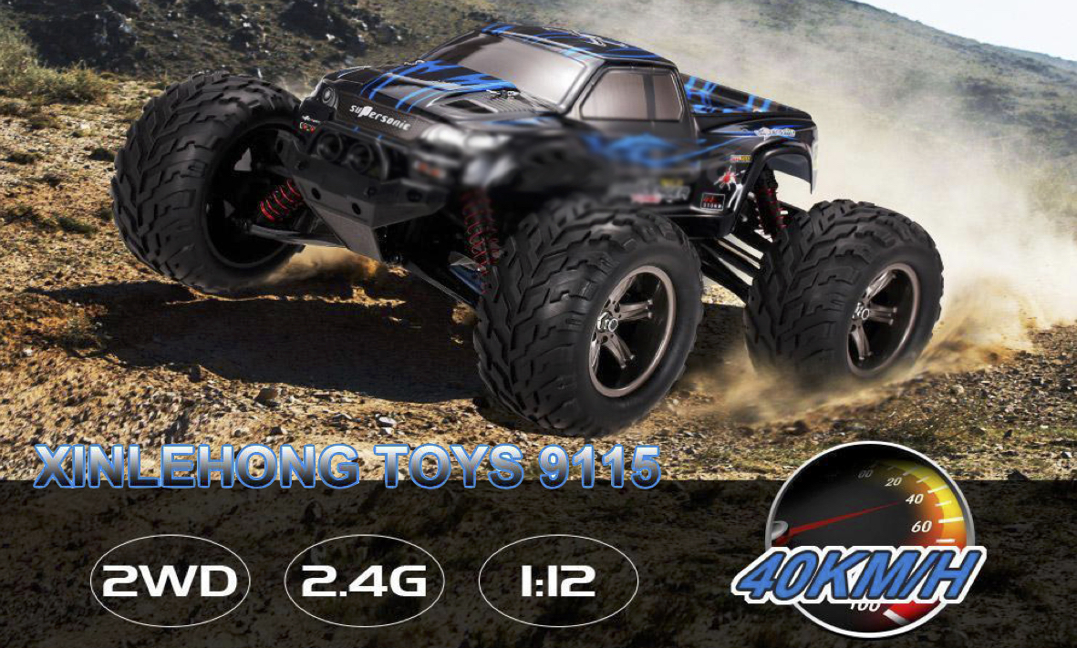 XINLEHONG TOYS 1:12 RC Cars   Buggy, Truggy, Monster truck